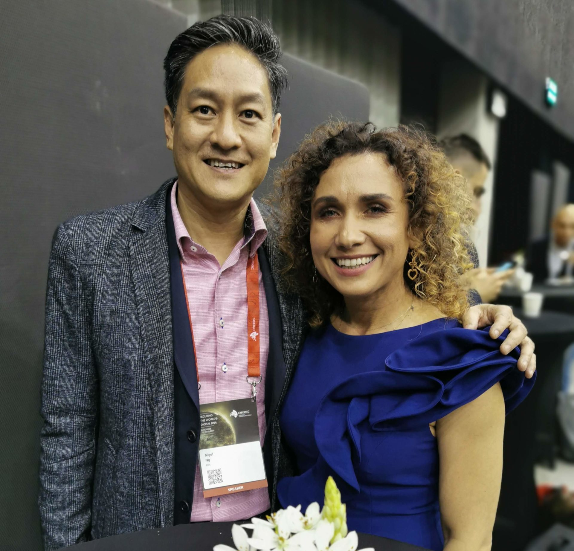 Interview with Nigel Ng, Vice President, RSA International