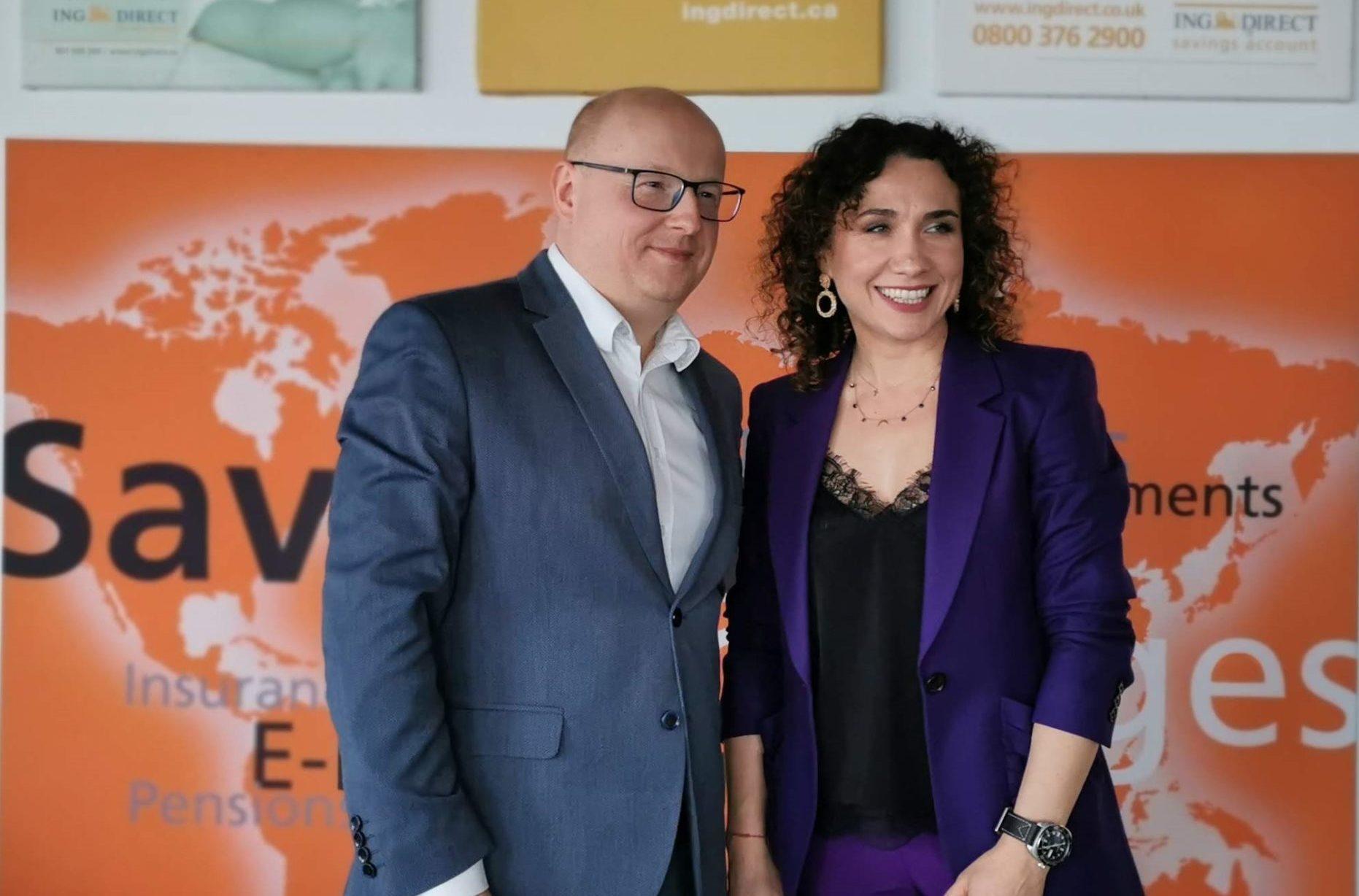 Interview with Sławomir Soszyński, Vice-President, ING Bank Śląski